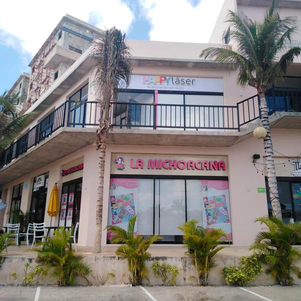 HAPPYláser Cancún México