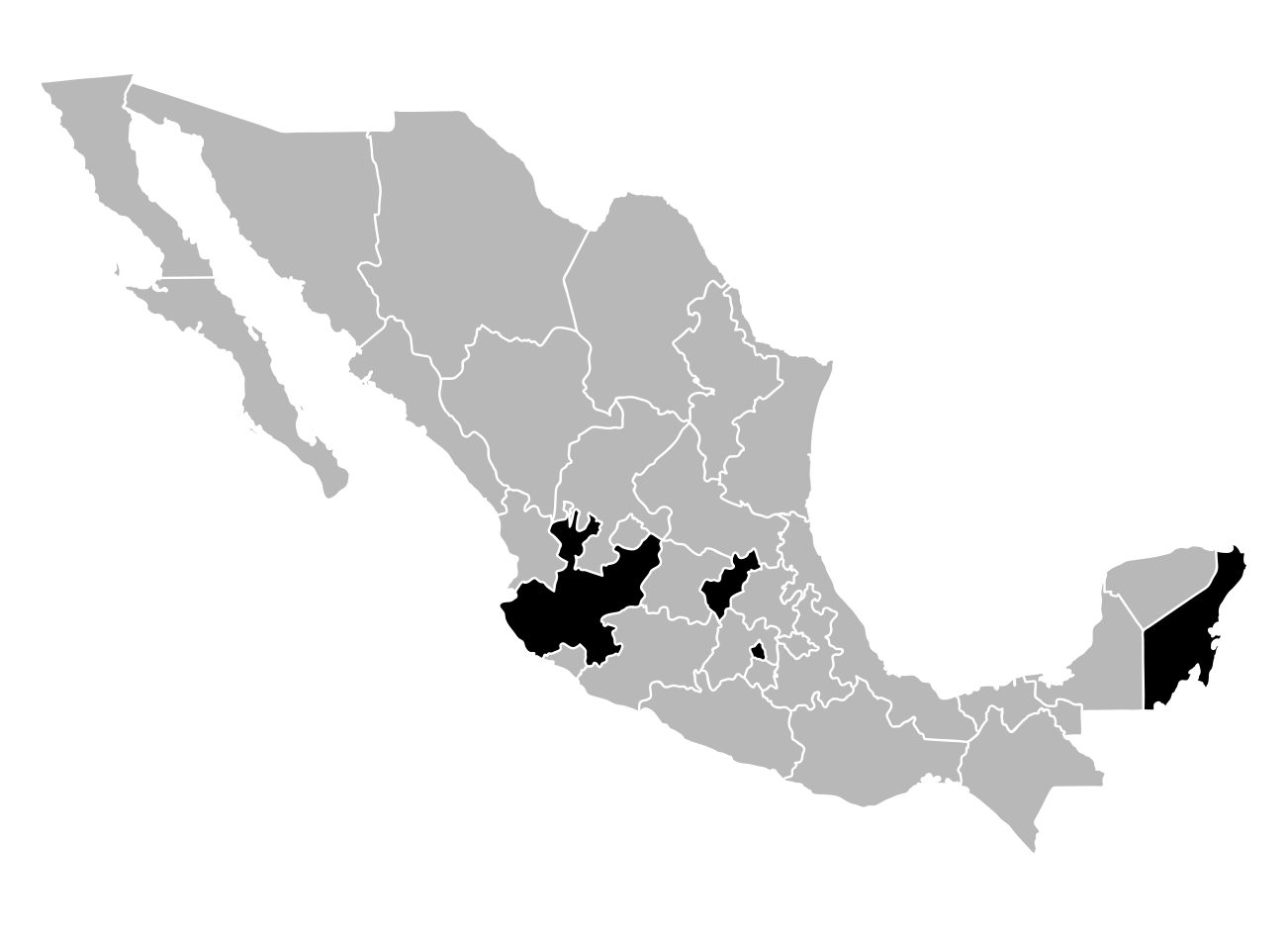 SUCURSALES HAPPYLÁSER MÉXICO